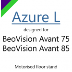 Azure L designed for BeoVision Avant 75 & 85