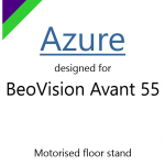 Azure designed for BeoVision Avant 55